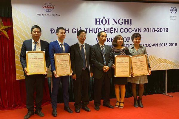 MH Việt Nam: Doanh nghiệp 5 sao trong lĩnh vực xuất khẩu lao động